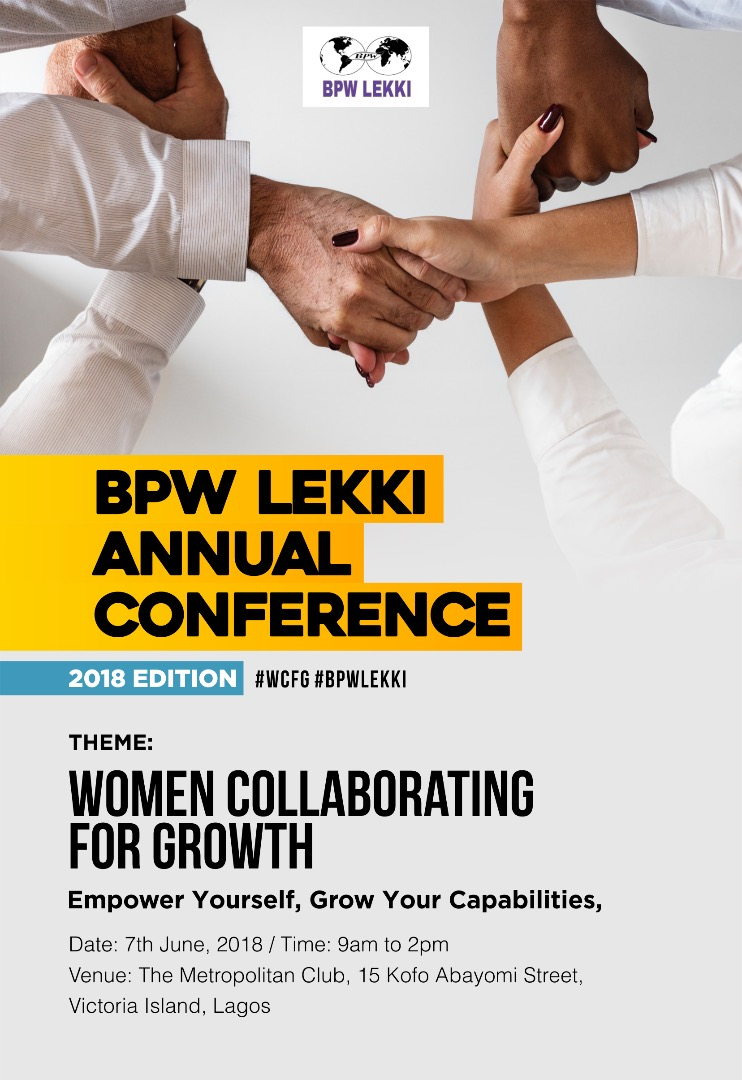 BPW Lekki Annual Conference 2018 – Women Collaborating for Growth