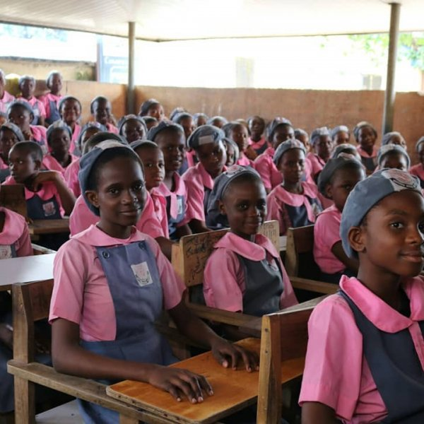 BPW Lekki Back to School Project at Ideal Girls Junior High Scool